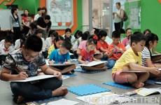 """""""越南未来与核电""""儿童绘画比赛激发儿童对科学的兴趣"""