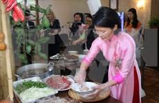 越南美食推广活动在印尼举行
