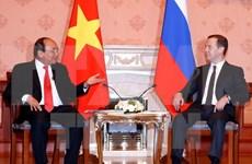 俄罗斯舆论高度评价阮春福的俄罗斯之行