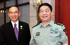 第10届东盟国防部长会议:中国与缅甸和泰国加强军事合作