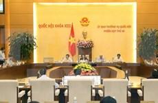 越南第十三届国会常务委员会第48次会议发表公报