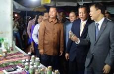 2016年靖边国际贸易展销会在安江省举行