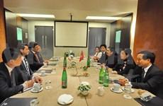 越南共产党与意大利共产党加强合作
