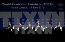 郑廷勇副总理出席第25届世界经济论坛东盟会议