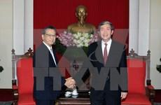 越南将日本视为长久且首要合作伙伴之一