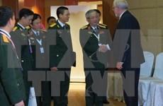 第15届香格里拉对话会:越南为促进地区安全积极展开双边对话