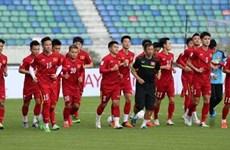越南队在总排名上前移12个位次世界排名第133位