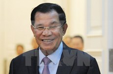 柬埔寨首相洪森对马来西亚进行正式访问