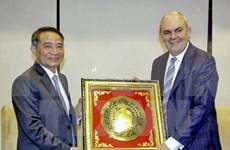 越南胡志明市至新西兰直达航线正式开通