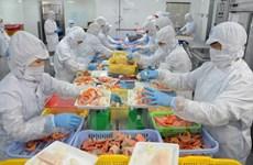 进口自越南虾类占韩国虾类进口量50%