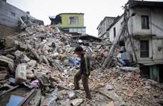 印尼连续发生地震造成严重损失