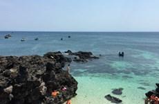 越南李山岛县发展旅游和海洋经济