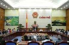 阮春福总理:新闻媒体应参与协助并为企业发展创造条件