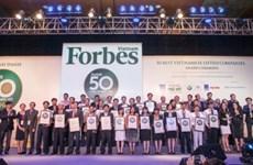 越南石油保险股份公司跻身越南最佳上市公司50强