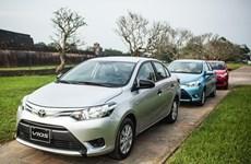今年5月份越南汽车销售量逾2.6万辆