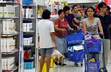 全球经济低迷菲律宾出口持续下滑