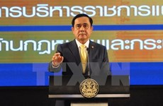 首届大湄公河次区域五国论坛拉开序幕