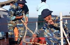 越南苏-30MK2歼击机失踪事件:全力搜救失踪飞机和飞行员陈光凯