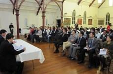 新西兰越侨企业协会成立联络委员会