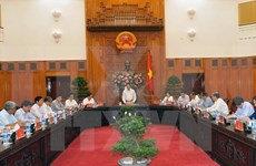越南2017年APEC会议筹备委员会召开第五次会议