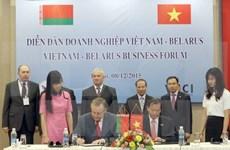 越白外交副部长级政治磋商在河内举行