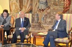 比利时联邦议会和欧洲议会希望同越南加强立法领域合作