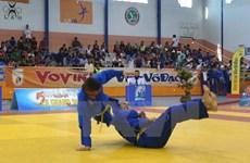 第四次欧洲越武道锦标赛落户瑞士