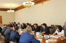 越南与俄罗斯加强反腐败合作