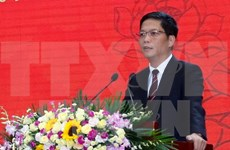 越南工商部部长陈俊英担任越白政府间合作委员会越方分委会主席