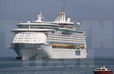 今年上半年乘邮轮赴越南承天顺化省旅游的外国游客量达2.1万人次