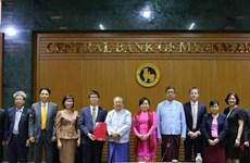 越南投资发展股份银行缅甸分行获得营业许可证