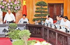 阮春福总理:着力确保公共投资资金按时到位 完成2016年计划