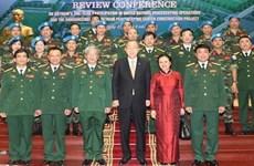 越南将派遣女军官参与联合国维和行动