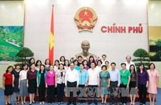 阮春福总理:不断革新越南妇女联合会的活动方式