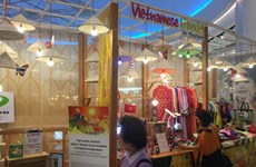 越南在泰国加大产品推广力度