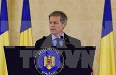 罗马尼亚总理达契安·乔洛什开始对越南进行正式访问