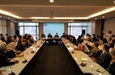 加强越泰关系  促进共同繁荣及可持续发展