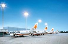 越南捷星太平洋航空新订购10架装配鲨鳍小翼的空客A320飞机