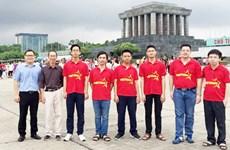 参加2016年国际数学奥林匹克竞赛的越南学生均获奖