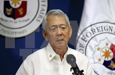 亚欧会议:菲律宾和日本呼吁中国遵守仲裁庭的裁决