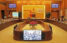 英国协助越南提高年轻国会代表的履职能力