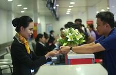 越捷航空公司出售大型促销活动