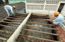 越南对全国企业污水排放项目进行检查