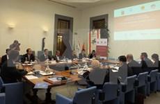 永福省与意大利加强贸易投资合作