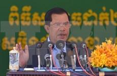 柬埔寨反对党救国党主席桑兰西指控洪森涉嫌肯雷枪杀案 洪森以此为由提起诉讼
