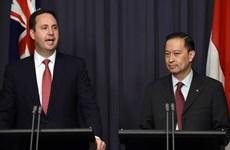 澳大利亚和印尼面力争尽早结束全面经济伙伴协定谈判进程