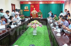 越南河静省奇英市违背有害废物管理规定刑事案正式被起诉