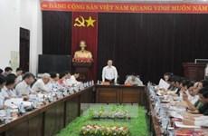 越南国会副主席冯国显莅临莱州省调研