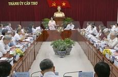 国会主席阮氏金银:将芹苴市建设成为九龙江三角洲地区的发展动力