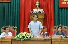 武德儋副总理:西原地区各省需加大登革热防控力度